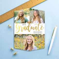 Graduation<br>Announcements
