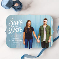 Save-The-Date<br>Cards