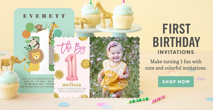 Birth Announcements Invitations Holiday Cards Simply To Impress