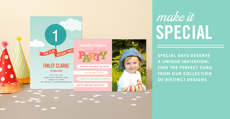 Birthday Party Invitations More Simply To Impress